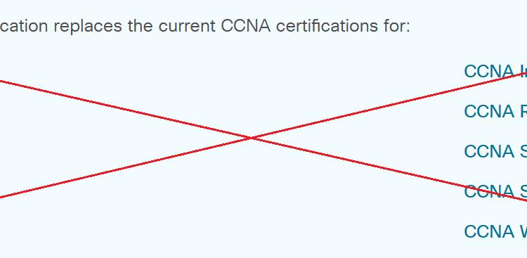 ccna expires
